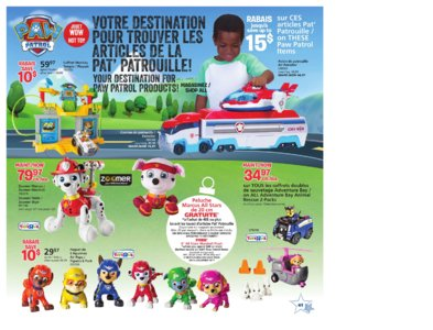 Catalogue (circulaire) Toys'R'Us Canada Noël 2016 page 41