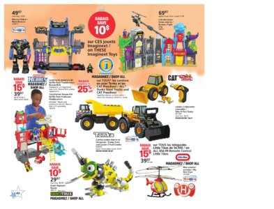 Catalogue (circulaire) Toys'R'Us Canada Noël 2016 page 42