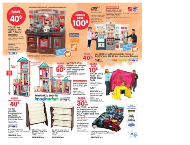 Catalogue (circulaire) Toys'R'Us Canada Noël 2016 page 43