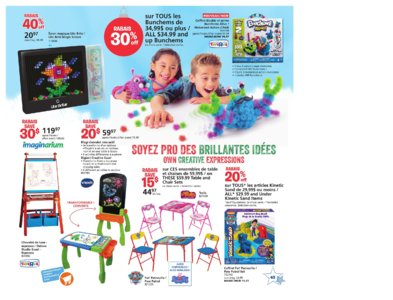 Catalogue (circulaire) Toys'R'Us Canada Noël 2016 page 45