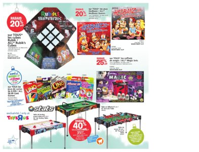 Catalogue (circulaire) Toys'R'Us Canada Noël 2016 page 48