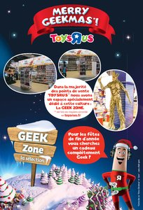 Catalogue Toys'R'Us Geek Zone La Sélection 2018 page 2