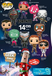 Catalogue Toys'R'Us Geek Zone La Sélection 2018 page 4