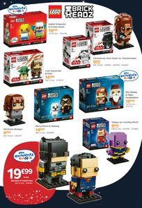 Catalogue Toys'R'Us Geek Zone La Sélection 2018 page 6