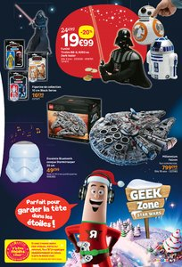 Catalogue Toys'R'Us Geek Zone La Sélection 2018 page 7