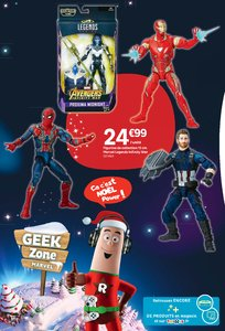 Catalogue Toys'R'Us Geek Zone La Sélection 2018 page 8