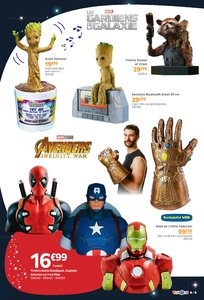 Catalogue Toys'R'Us Geek Zone La Sélection 2018 page 9