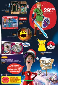 Catalogue Toys'R'Us Geek Zone La Sélection 2018 page 11