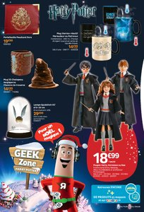 Catalogue Toys'R'Us Geek Zone La Sélection 2018 page 12