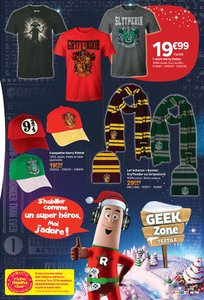 Catalogue Toys'R'Us Geek Zone La Sélection 2018 page 19