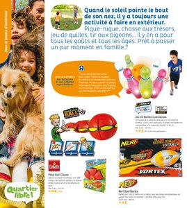 Catalogue Toys'R'Us Plein Air 2018 page 30