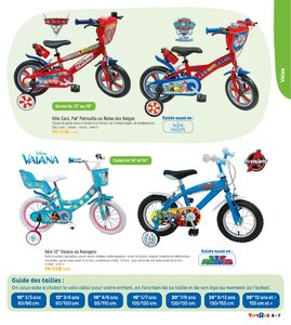 Catalogue Toys'R'Us Guide Sport 2018 page 7
