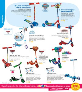 Catalogue Toys'R'Us Guide Sport 2018 page 14
