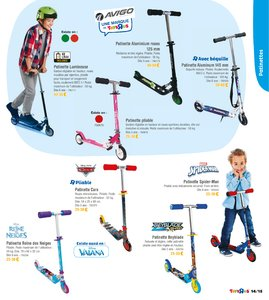 Catalogue Toys'R'Us Guide Sport 2018 page 15