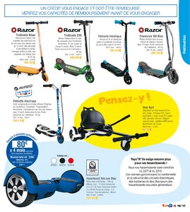 Catalogue Toys'R'Us Guide Sport 2018 page 17
