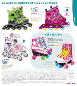 Catalogue Toys'R'Us Guide Sport 2018 page 19