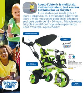 Catalogue Toys'R'Us Guide Sport 2018 page 22