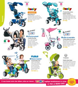 Catalogue Toys'R'Us Guide Sport 2018 page 24