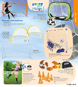 Catalogue Toys'R'Us Guide Sport 2018 page 37