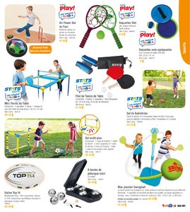 Catalogue Toys'R'Us Guide Sport 2018 page 41