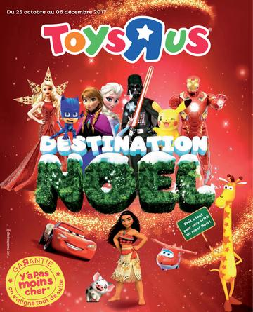 Catalogue Toys'R'Us Noël 2017