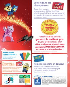 Catalogue Toys'R'Us Noël 2017 page 3