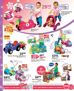 Catalogue Toys'R'Us Noël 2017 page 22