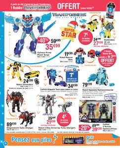 Catalogue Toys'R'Us Noël 2017 page 74