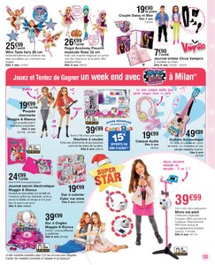 Catalogue Toys'R'Us Noël 2017 page 133