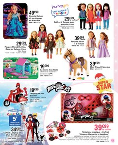 Catalogue Toys'R'Us Noël 2017 page 135