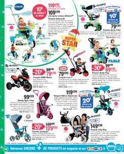 Catalogue Toys'R'Us Noël 2017 page 180