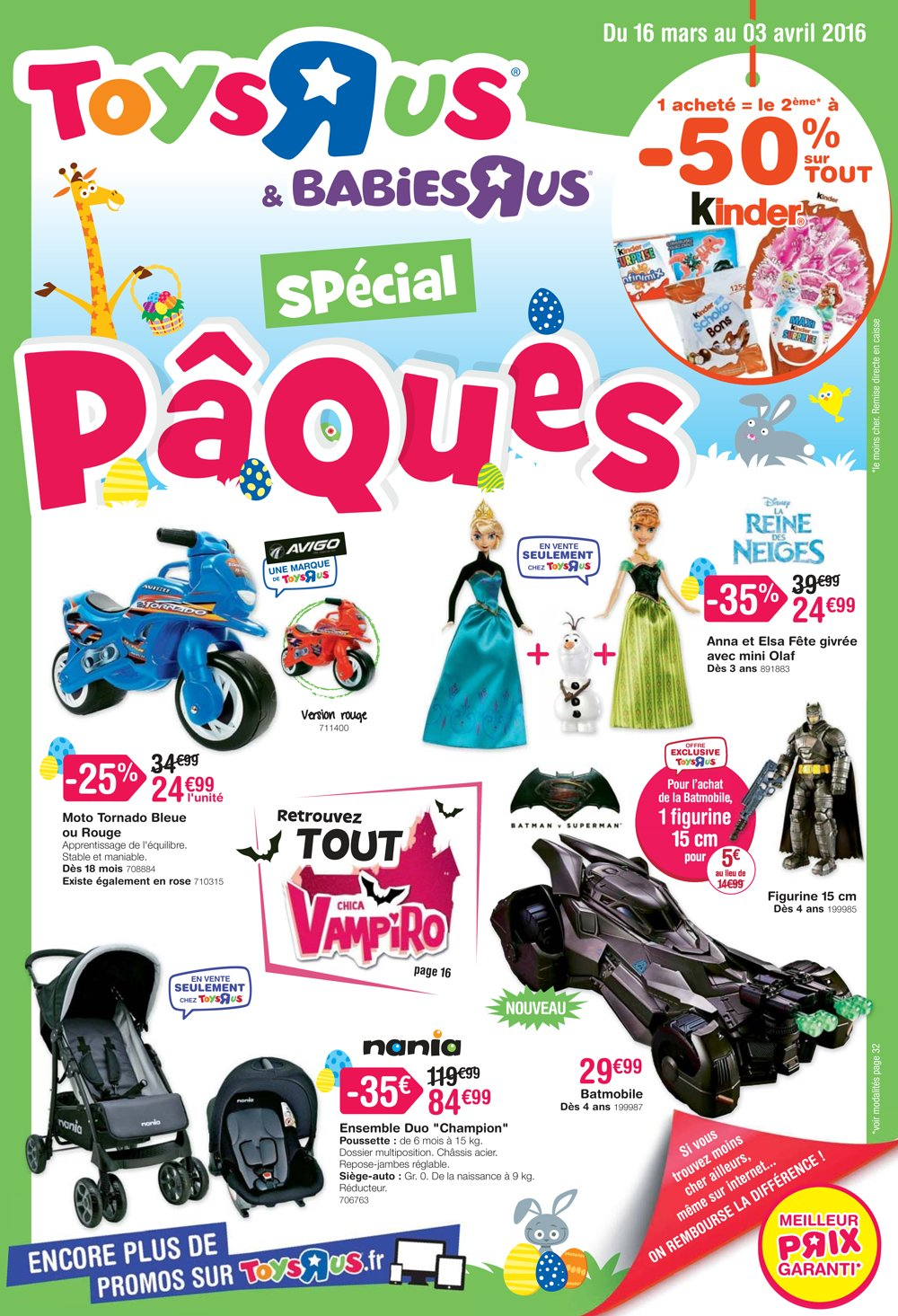 catalogue toys 39 r 39 us sp cial p ques 2016 catalogue de jouets. Black Bedroom Furniture Sets. Home Design Ideas