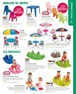 Catalogue Toys'R'Us Plein Air 2017 page 7