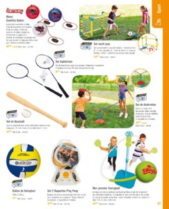 Catalogue Toys'R'Us Plein Air 2017 page 37