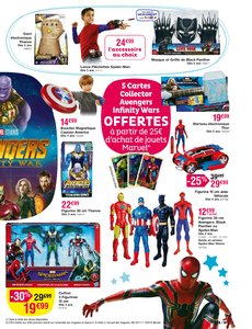 Catalogue Toys'R'Us Sélection Avengers Infinity War 2018 page 3