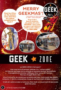 Catalogue Toys'R'Us La Sélection Geek de Noël 2017 page 2