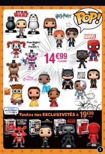 Catalogue Toys'R'Us La Sélection Geek de Noël 2017 page 3