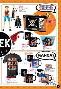 Catalogue Toys'R'Us La Sélection Geek de Noël 2017 page 5