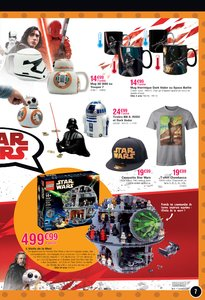 Catalogue Toys'R'Us La Sélection Geek de Noël 2017 page 7