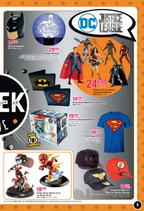 Catalogue Toys'R'Us La Sélection Geek de Noël 2017 page 9