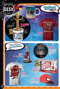 Catalogue Toys'R'Us La Sélection Geek de Noël 2017 page 10