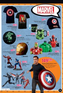 Catalogue Toys'R'Us La Sélection Geek de Noël 2017 page 11