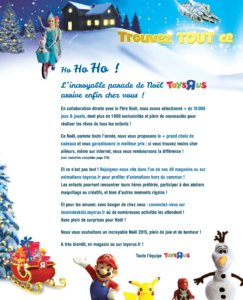 Catalogue Toys'R'Us Noël 2015 page 2