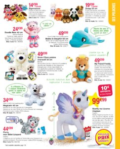 Catalogue Toys'R'Us Noël 2015 page 7
