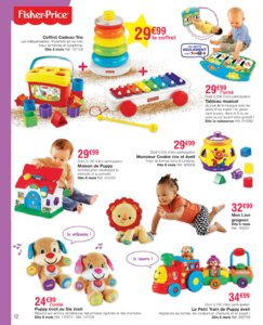 Catalogue Toys'R'Us Noël 2015 page 12