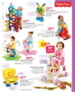 Catalogue Toys'R'Us Noël 2015 page 13