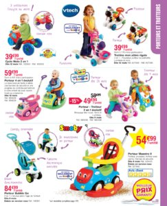 Catalogue Toys'R'Us Noël 2015 page 19