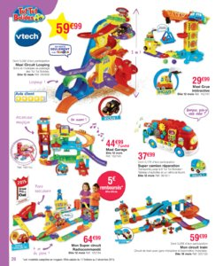 Catalogue Toys'R'Us Noël 2015 page 20