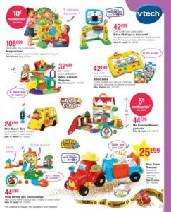 Catalogue Toys'R'Us Noël 2015 page 21