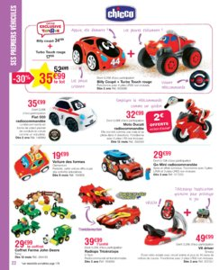 Catalogue Toys'R'Us Noël 2015 page 22